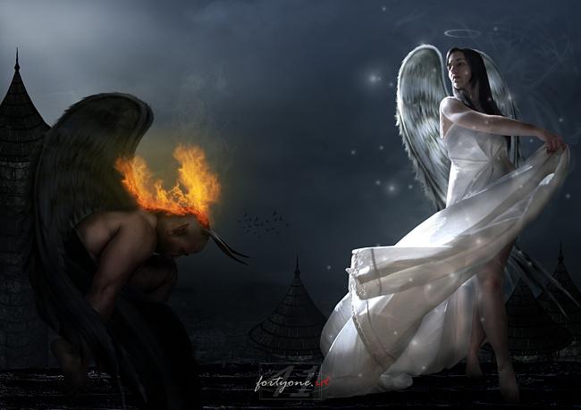 гадалка - культ Сатаны. Сатана. Дьявол. Люцифер ( фото, видео, демотиваторы, картинки) - Страница 3 3444