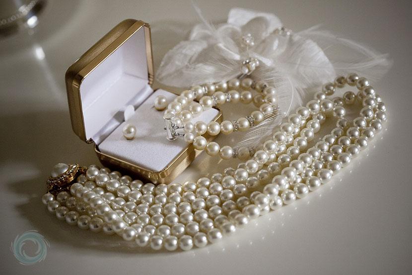 nabor.  Свадебные аксессуары: Украшения невесты из жемчуга: не верим в плохие приметы.
