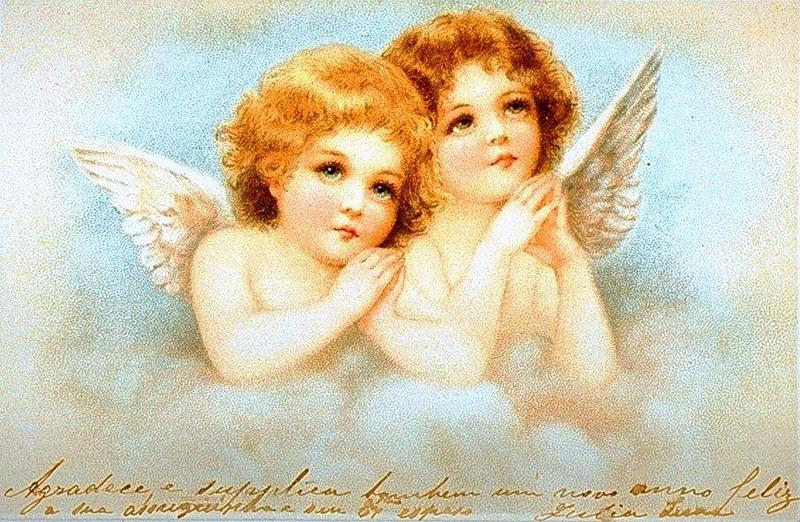 Ангелы картины своими руками